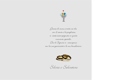 Libro per la messa degli sposi - Pubbli.com di Michele Calbini